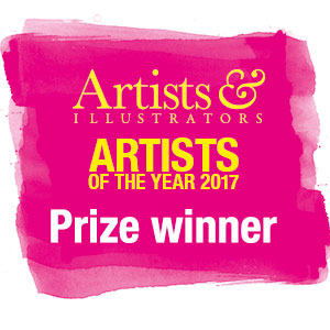 Artists & Illustrators prize winner