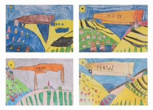 Artist of the month-Saint Anthony's Primary School
